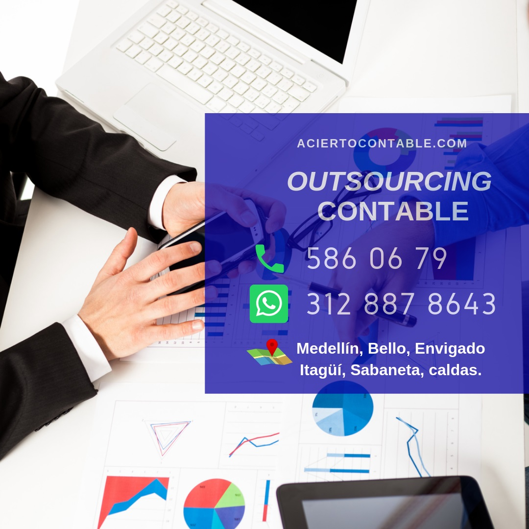 outsourcing contable medellin